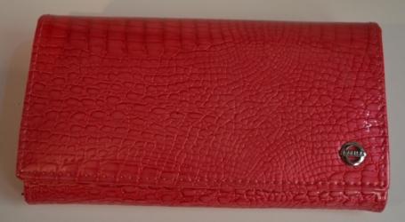 купить Портмоне женское s019 кожа лакированая цена, отзывы