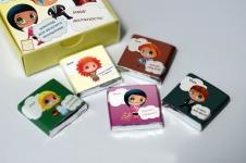 фото 4752  Шоколадный мини-набор Любимые сотрудники цена, отзывы