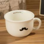 фото 8490  Чашка кувшин  усы Moustache Zakka цена, отзывы