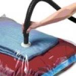 фото 24  Вакуумный пакет для хранения вещей 80 * 110 см  цена, отзывы