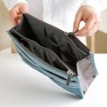 фото 8368  Органайзер Bag in bag maxi голубой цена, отзывы