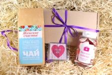 купить Подарочный набор Для женского счастья цена, отзывы