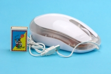 купить Компьютерная мышь - гигант с подсветкой цена, отзывы