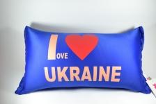 купить Подушка антистресс I love Ukraine 46см цена, отзывы