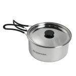 купить Туристический стальной набор посуды цена, отзывы