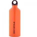 купить Алюминиевая бутылка для воды 0.6 л Orange цена, отзывы