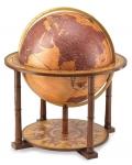 купить Глобус напольный коричневый мажор цена, отзывы