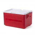 купить Термобокс COOLER 48 CAN STACKER - RED цена, отзывы