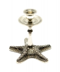 купить Подсвечник бронзовый Морская звезда цена, отзывы
