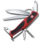 купить Нож Victorinox RangerGrip красный с черным цена, отзывы