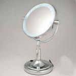 купить Косметическое зеркало Olivia с подсветкой цена, отзывы