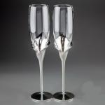 купить Свадебные бокалы Каллы цена, отзывы