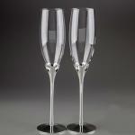купить Свадебные бокалы Сердечки Classic цена, отзывы