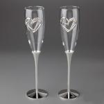 купить Свадебные бокалы  Lillian цена, отзывы