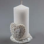 купить Свадебная свеча Elizabeth цена, отзывы