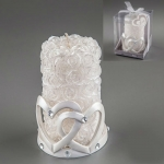 купить Свадебная свеча Anna цена, отзывы
