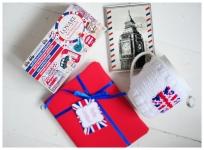 купить Подарочный набор  Hello London цена, отзывы