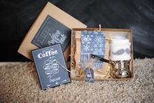 купить Подарочный набор  Кофейный Chalkboard цена, отзывы