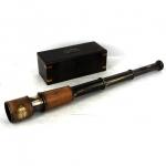 купить Подзорная труба Daniel античная в деревянном футляре 35 см цена, отзывы