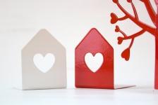 купить Подсвечник Люблю свой дом цена, отзывы