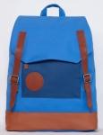 купить Рюкзак GIN мексиканец голубой с карманом неви цена, отзывы