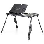 купить Пластиковый столик для ноутбука Black цена, отзывы