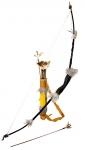 купить Сувенирный лук со стрелами цена, отзывы