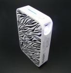 купить Универсальная батарея AUZER AP12000 zebra  цена, отзывы