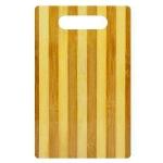 купить Доска разделочная бамбук 24х16см цена, отзывы