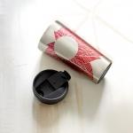 купить Стальная Термокружка Starbucks Красные листья цена, отзывы