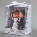 купить Свадебная фигурка 8 см цена, отзывы