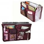 купить Органайзер Bag in bag maxi бордовый цена, отзывы