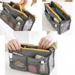 купить Органайзер Bag in bag maxi серый цена, отзывы