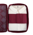 купить Органайзер для рубашек и блузок бордовый цена, отзывы