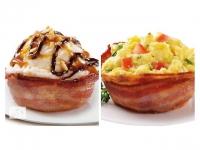 купить Съедобная тарелка из бекона perfect bacon bowl цена, отзывы