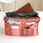купить Органайзер Bag in bag maxi коралловый цена, отзывы