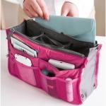 купить Органайзер Bag in bag maxi малиновый цена, отзывы