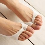 купить Мягкие носочки от натирание новой обувью цена, отзывы