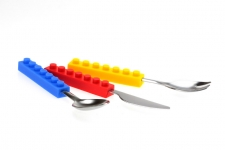 купить LEGO вилка-ложка-нож набор цена, отзывы