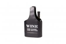 купить Винная металлическая корзина на 2 бутылки WINE 35см цена, отзывы