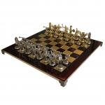 купить Шахматы Manopoulos Греко-римские Олимпийские Игры 54х54см цена, отзывы