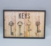 купить Ключница на 4 ключа цена, отзывы