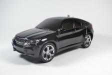 купить Колонка - Машинка BMW X6 (колонка, плеер mp3, радио) цена, отзывы
