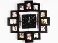 купить Часы настенные семейные на 12 фото цена, отзывы