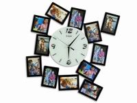 купить Часы настенные фигурные на 12 фото цена, отзывы