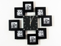 купить Часы настенные на 8 фото семейные цена, отзывы
