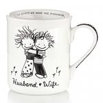 купить Чашка Муж и Жена цена, отзывы