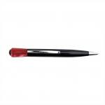 купить Ручка шариковая с красным акрилом цена, отзывы