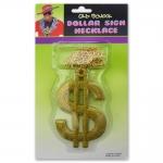 купить Доллар-кулон на цепочке цена, отзывы