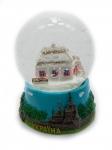 купить Шар со снегом Украина (мини) цена, отзывы